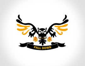 #43 para The Fall Down Iconic Logo graphic design contest por GraphXFeature