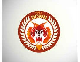 #40 para The Fall Down Iconic Logo graphic design contest por ankulina