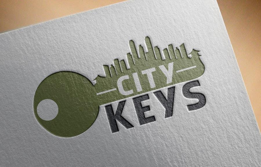 Konkurrenceindlæg #                                        15                                      for                                         Design a Logo for citykeys