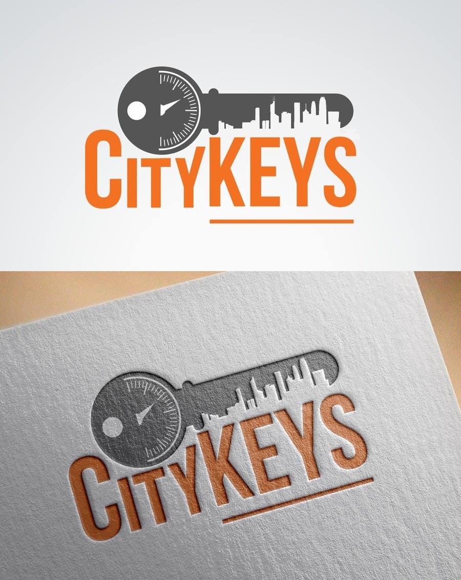 Konkurrenceindlæg #                                        14                                      for                                         Design a Logo for citykeys