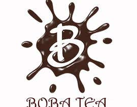 #29 para Design a Logo for BobaTea (Bubble Tea Drink Brand) por ajivets
