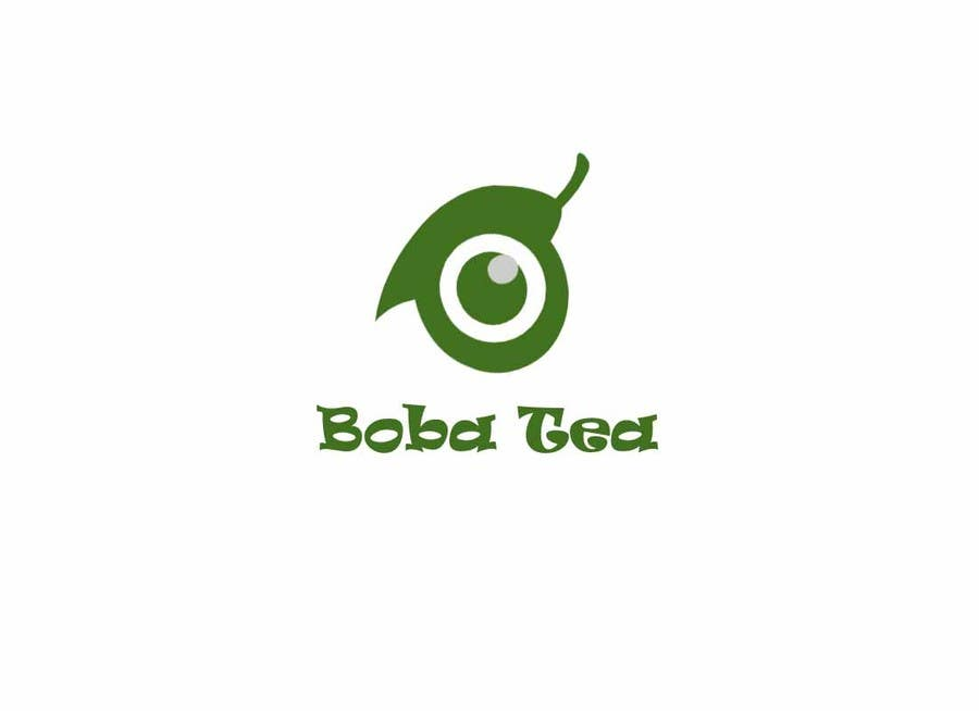 Contest Entry #                                        16                                      for                                         Design a Logo for BobaTea (Bubble Tea Drink Brand)
