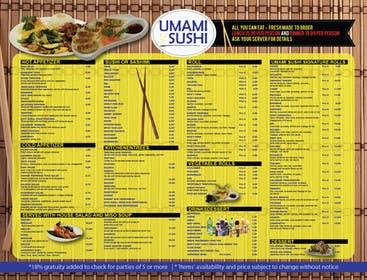 #13 for Restaurant Menu Design af itvisionservices