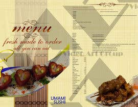 #32 for Restaurant Menu Design by asadrmansoori