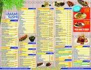 Graphic Design Contest Entry #31 for Restaurant Menu Design