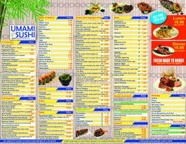 #31 for Restaurant Menu Design by zeddcomputers
