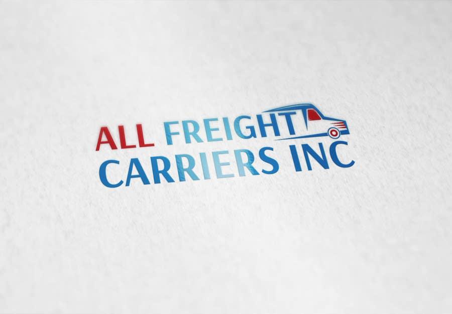 Konkurrenceindlæg #                                        14                                      for                                         Design a Logo for Trucking company