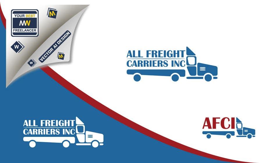 Konkurrenceindlæg #16 for Design a Logo for Trucking company