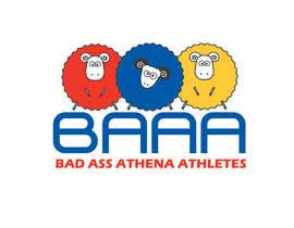 Helen2386 tarafından Logo for a Triathlon Club for Athena Athletes için no 7