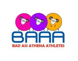Helen2386 tarafından Logo for a Triathlon Club for Athena Athletes için no 17