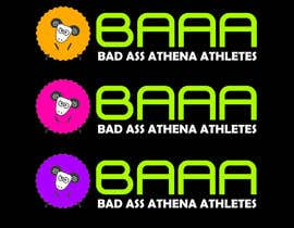 Helen2386 tarafından Logo for a Triathlon Club for Athena Athletes için no 36