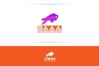 sdartdesign tarafından Logo for a Triathlon Club for Athena Athletes için no 28