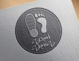 #1 for Designers Challange -Design a logo for school Shoes by dhazrianbelmar