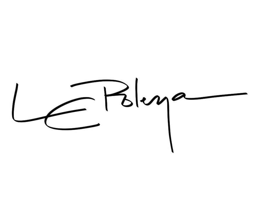 Kilpailutyö #42 kilpailussa Personal signature