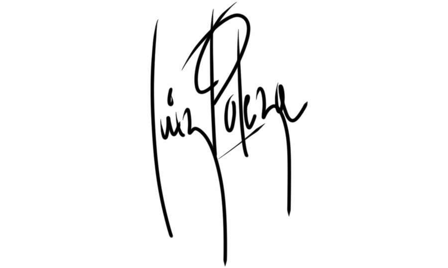 Kilpailutyö #66 kilpailussa Personal signature