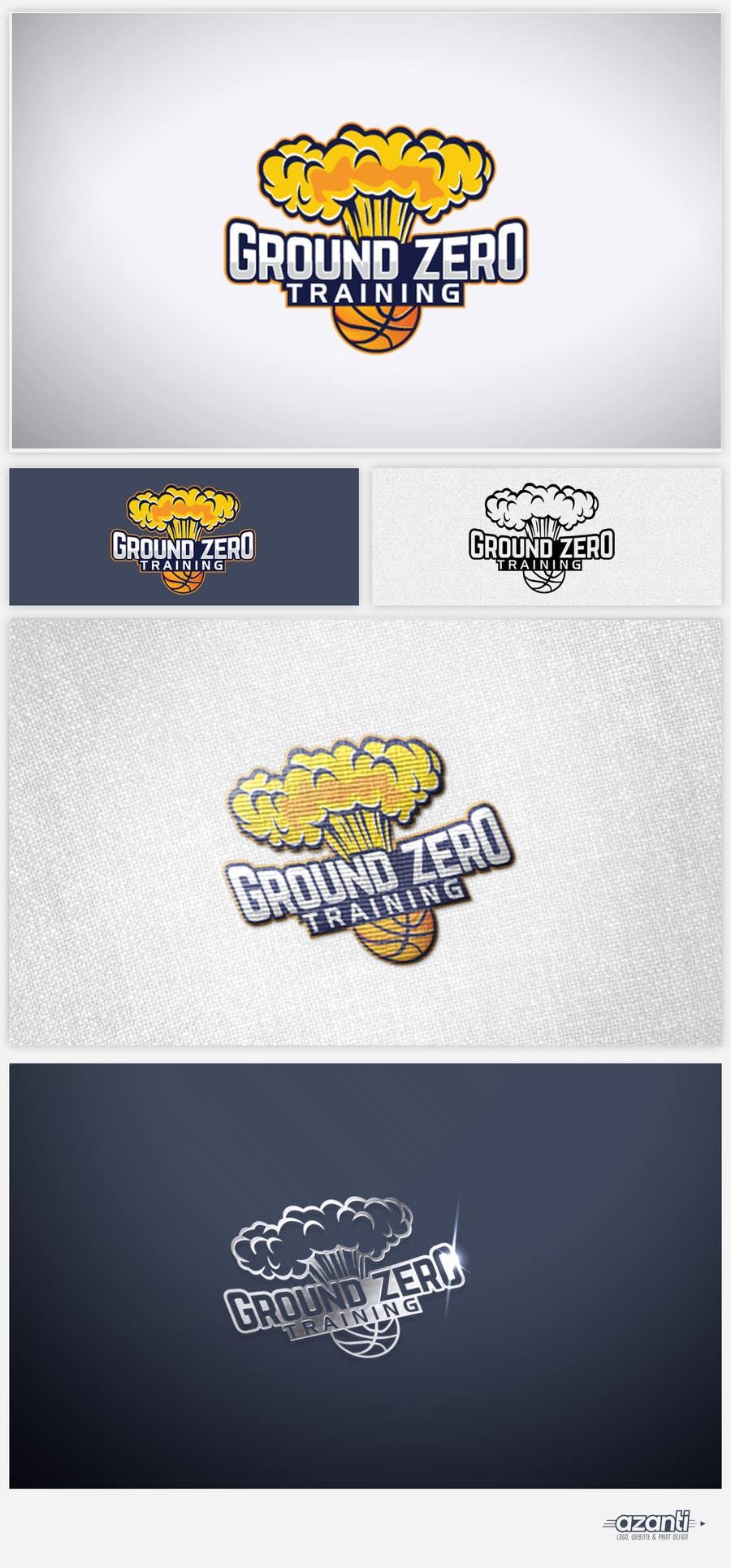 Konkurrenceindlæg #45 for Design a Logo for Ground Zero Training