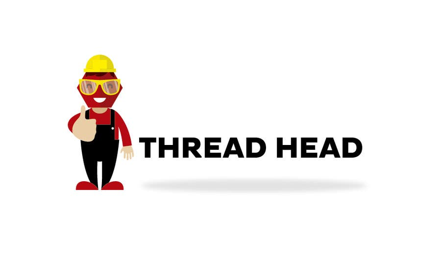 Proposition n°                                        72                                      du concours                                         Character design for Thread Head Company mascots