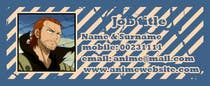 Graphic Design Contest Entry #4 for Design some Business Cards for anime site