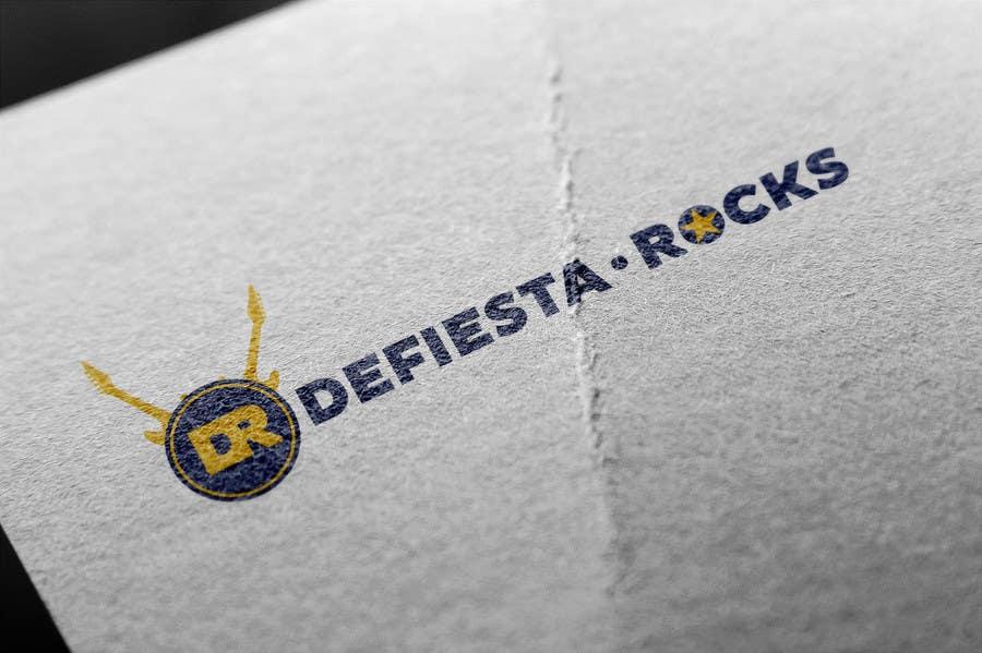 Konkurrenceindlæg #                                        13                                      for                                         Diseñar un logotipo para defiesta.rocks