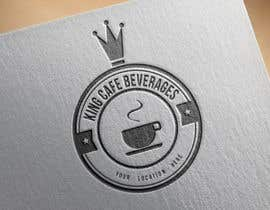 #1 untuk Design a Logo for King Cafe Beverages oleh dhazrianbelmar
