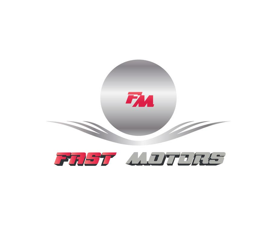 Contest Entry #                                        5                                      for                                         Design a Logo for FAST MOTORS
