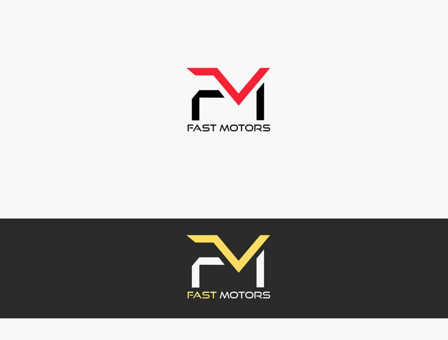 Contest Entry #                                        34                                      for                                         Design a Logo for FAST MOTORS