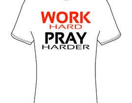 #10 para Work Hard Pray Hard por Xervant