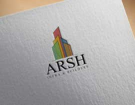 "#77 para Design a Logo for ""Arsh Infra & Builders"" por rajibdebnath900"