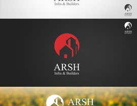 "#86 for Design a Logo for ""Arsh Infra & Builders"" by letoleto"