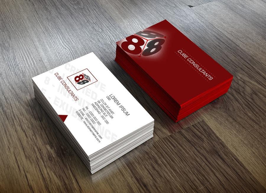 Penyertaan Peraduan #2 untuk Business card design