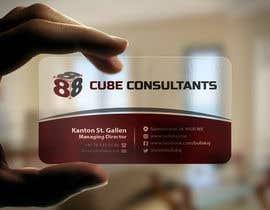 Nro 50 kilpailuun Business card design käyttäjältä mamun313