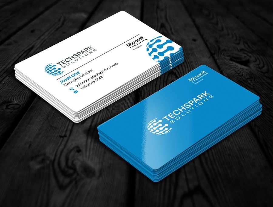 Konkurrenceindlæg #                                        5                                      for                                         Design business card