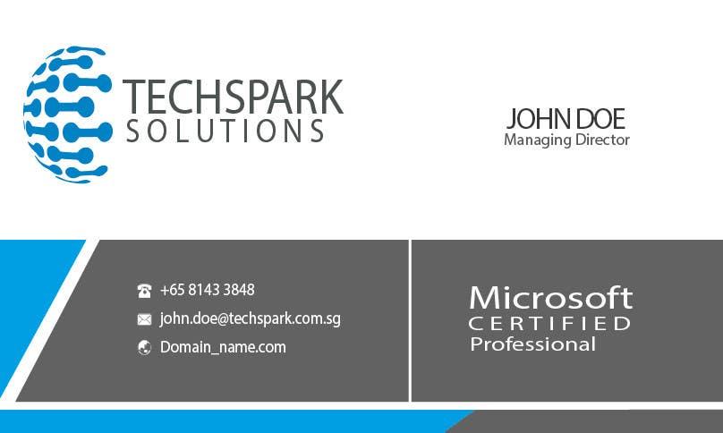 Konkurrenceindlæg #                                        97                                      for                                         Design business card