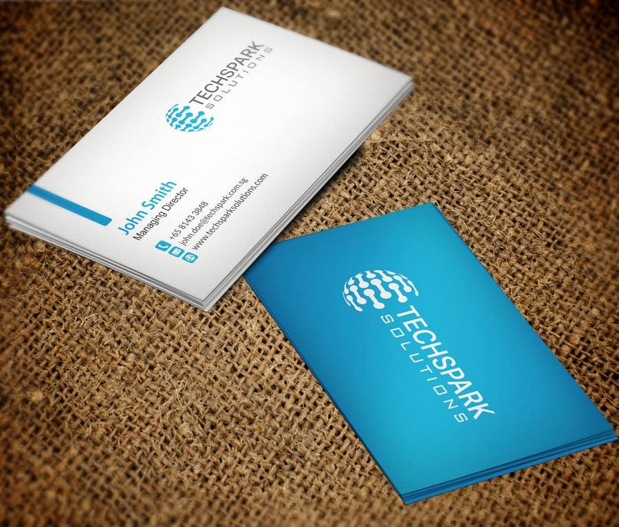 Konkurrenceindlæg #                                        124                                      for                                         Design business card