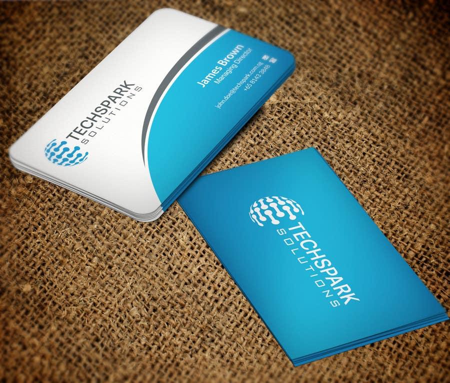 Konkurrenceindlæg #                                        125                                      for                                         Design business card