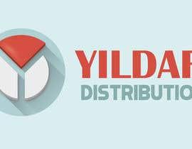 "Nro 20 kilpailuun Design a Logo for a Distribution Firm "" YILDAR Distribution "" käyttäjältä SKR1992"