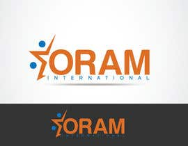 nº 114 pour Design a Logo for ORAM International par LOGOMARKET35