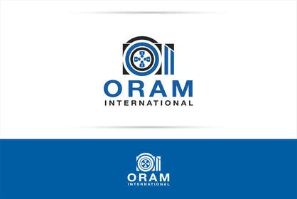 #68 cho Design a Logo for ORAM International bởi sdartdesign