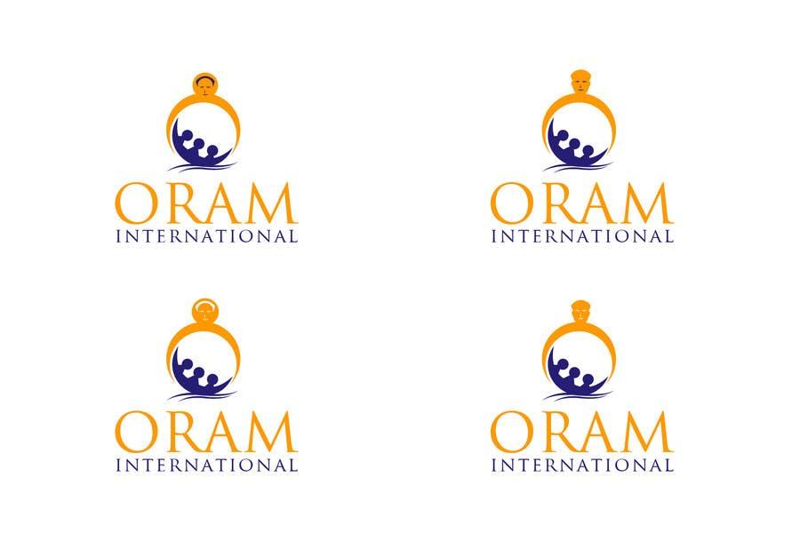 Proposition n°                                        119                                      du concours                                         Design a Logo for ORAM International