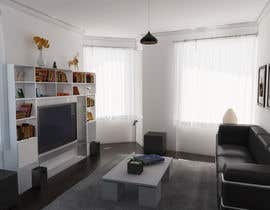 #12 untuk Do some 3D Modelling for illustrating an appartment / condo for sale oleh fernandotv12