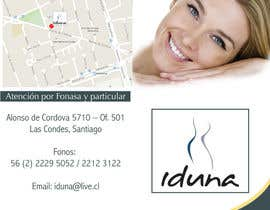 #25 cho Diseño folleto Diptico Consulta Medica de Dermatología bởi shyla2010