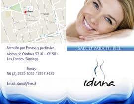 #27 cho Diseño folleto Diptico Consulta Medica de Dermatología bởi shyla2010