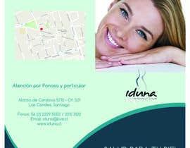#7 cho Diseño folleto Diptico Consulta Medica de Dermatología bởi colcrt