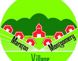 #14 for Design a Logo for Marston Montgomery Village Website af mygarden2611