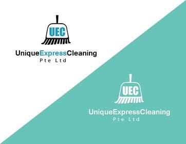 Nro 11 kilpailuun Design a Logo for UNIQUE EXPRESS CLEANING PTE. LTD., käyttäjältä chtanveeritp