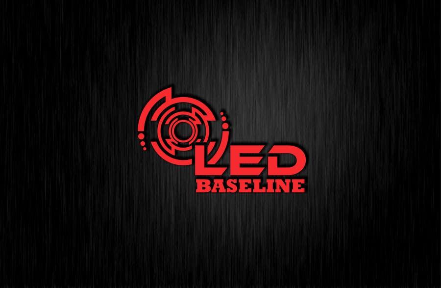 Contest Entry #                                        41                                      for                                         Design a Logo & Webtemplate for ledbaseline.com