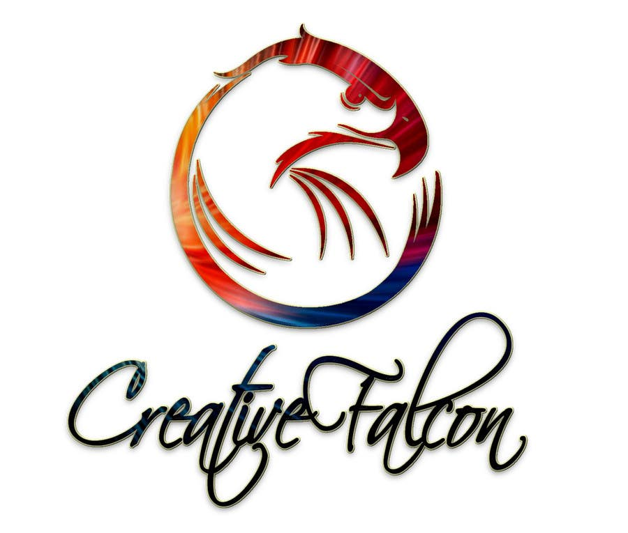 Proposition n°                                        78                                      du concours                                         Design a Logo for Creative Falcon