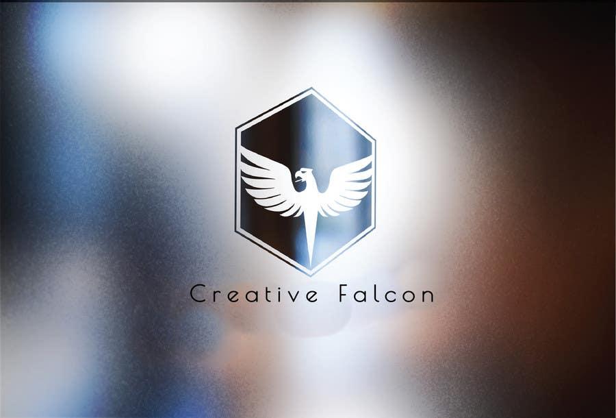 Proposition n°                                        81                                      du concours                                         Design a Logo for Creative Falcon