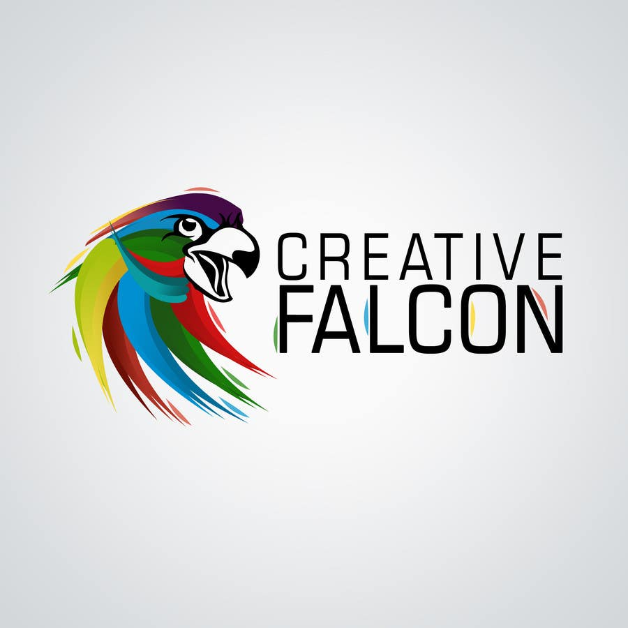 Proposition n°                                        87                                      du concours                                         Design a Logo for Creative Falcon