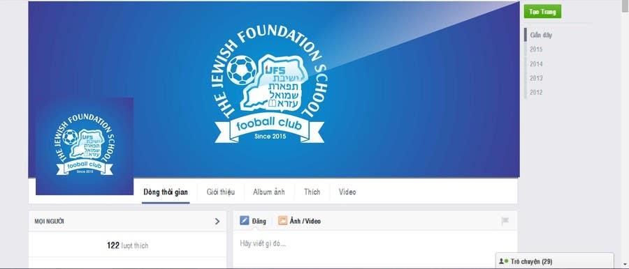 Proposition n°15 du concours Design a Logo for school soccer team